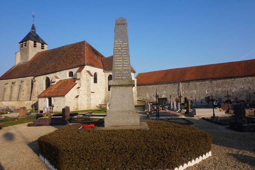 Monument au mort de Bassevelle